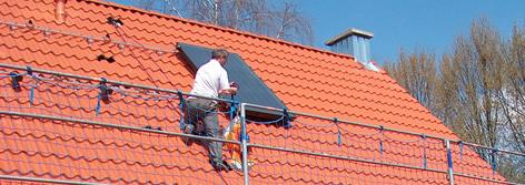 solarthermie solaranlage mit heizungsunterst tzung. Black Bedroom Furniture Sets. Home Design Ideas