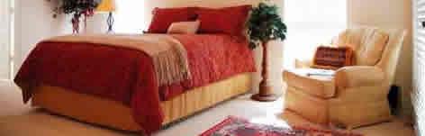 was sind boxspringbetten amerikanische luxusbetten. Black Bedroom Furniture Sets. Home Design Ideas